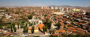 Ankara Yenimahalle'de imar değişikliği