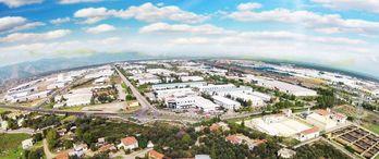 Antalya OSB'de tapular törenle devredildi
