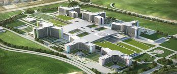 İzmir Bayraklı Şehir Hastanesi 2019'da açılacak