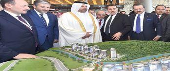 Kanal İstanbul projesine Katar ilgisi