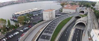 Kasımpaşa Hasköy Tüneli açıldı