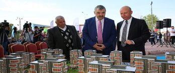 Kocasinan'da kentsel dönüşüm sürüyor