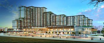 Makyol Santral Residence ve AVM'de 48 ay sıfır faiz fırsatı