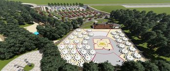 Mardin'e sosyal yaşam evi ve spor kompleksi yapılıyor