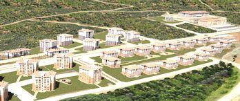 'TOKİ, Elazığ'da 991 milyon TL'lik yatırım gerçekleştirdi'