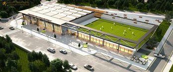 Gültepe'de dev spor kompleksi inşa ediliyor
