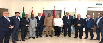 Vefa, Gana'da yaşam alanları üretecek