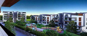 Villa Loca projesi Nilüfer'de yükseliyor