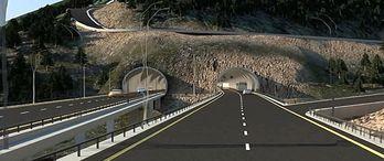'Zigana Tüneli'nde yüzde 41 seviyesine gelindi'