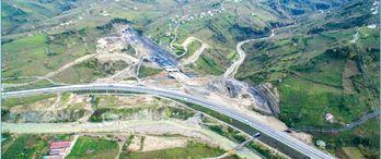 Ordu Çevre Yolu'nun bu yıl açılması planlanıyor