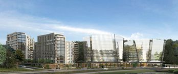 Vadi Koru projesinin ofisleri satışa çıktı