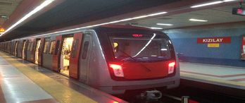 Ankara'ya metro müjdesi
