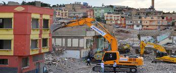 Ereğli kentsel dönüşüm projesi başladı