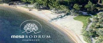 Mesa Bodrum Demirbükü projesi muhteşem bir konumda hayat buluyor