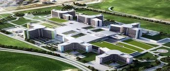 2018 yılı sonuna kadar 5 şehir hastanesi açılacak