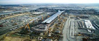 3. Havalimanı 29 Ekim'de hizmete açılacak