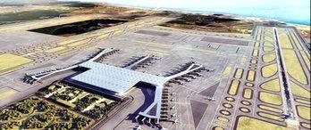 3. Havalimanı bölgesine 10 bin konutluk şehir kuruluyor