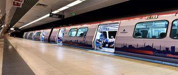 Alarko Holding, Kaynarca-Pendik-Tuzla Metrosu'nun yapımına devam edecek