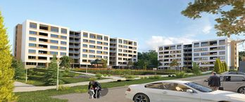 Arma Vita projesi Selçuklu'da modern yaşam alanı sunuyor