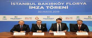 Galatasaray'ın Florya arazisi resmen satıldı