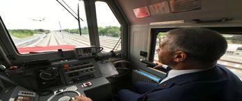 Gebze-Halkalı banliyö hattında test sürüşü yapıldı