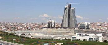 İstanbul Finans Merkezi 2020'de tamamlanacak