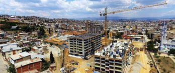 Kentsel Dönüşüme harcanan para 6.5 milyar lirayı geçti