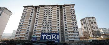 TOKİ'den Burdur'a 104 konutluk proje