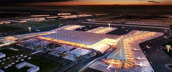 Yeni Havalimanı Suudileri Cezbediyor