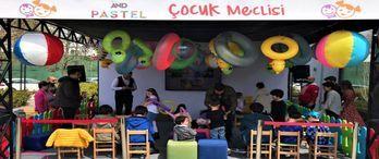 AND Pastel projesinde 23 Nisan etkinliği düzenlendi