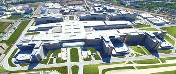 Ankara Şehir Hastanesi hizmete açıldı