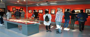 Folkart Gallery'deki Atatürk Sergisi yoğun ilgi görüyor