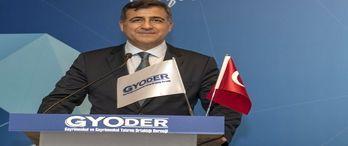 GYODER'in başkanı yeniden Feyzullah Yetgin oldu