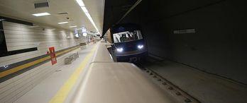 İstanbul Havalimanı'na metro çalışmaları devam ediyor