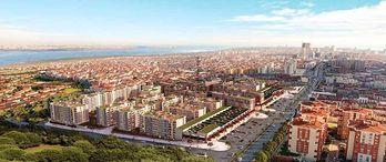 İstanbul'da yeni yılda en çok konut Esenyurt'ta satıldı