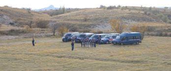 Kapadokya'da Kaçak Yapılar Yıkılıyor