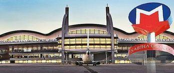 Sabiha Gökçen Havalimanı'na Metro Müjdesi