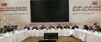 Türk Müteahhitlerden Irak'a ziyaret