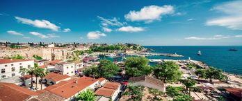 Antalya'nın büyük dönüşümü sürüyor