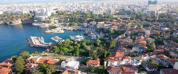 Antalya'ya yabancı yatırımcının ilgisi arttı
