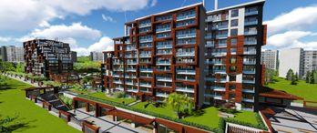 Arena Nüans projesi Esenyurt'ta yükseliyor