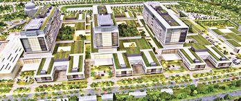 Başakşehir Şehir Hastanesi'nde açılış tarihi belli oldu