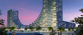 Harmony Towers projesinde yüzde 20 indirim fırsatı