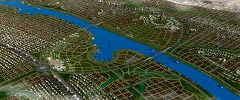 Kanal İstanbul'da yapılaşma alanları açıklandı