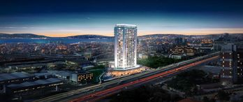 Marmara Kule projesinde kiralama kampanyası başladı