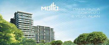Motto Teras Bahçe projesi Selçuklu'da yükseliyor