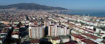 Ordu Büyükşehir Belediyesi 112 adet konut satışa sundu