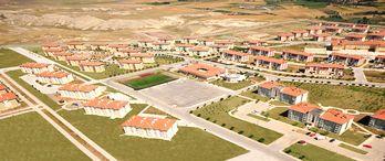TOKİ'nin Çorum'daki projesinde kura heyecanı yaşandı