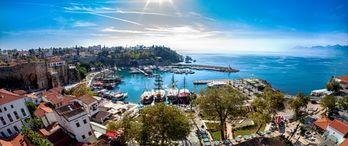 Antalya'da yabancılara konut satışı artışla başladı