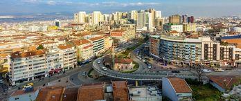 Bursa'da en çok konut Nilüfer'de satıldı